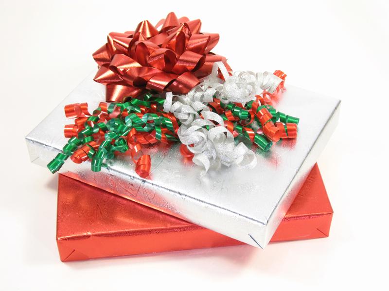26 декабря день подарков открытка, картинки