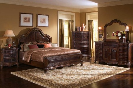 الوان حوائط غرف النوم (4)