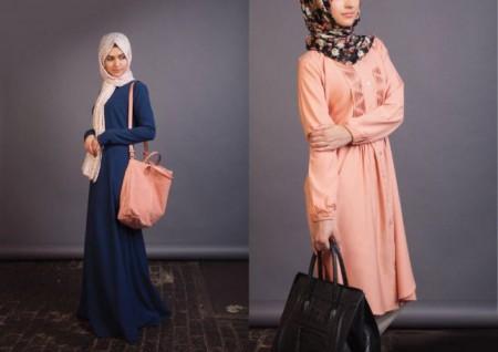 الوان وموضة ملابس المحجبات صيف 2016 (1)