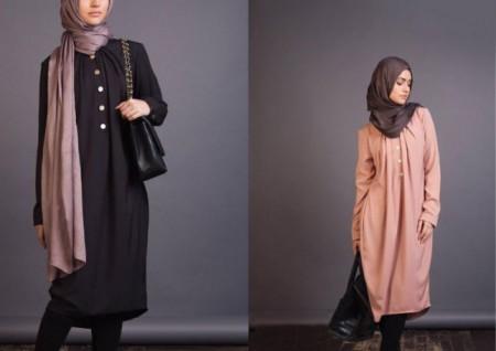 الوان وموضة ملابس المحجبات صيف 2016 (2)