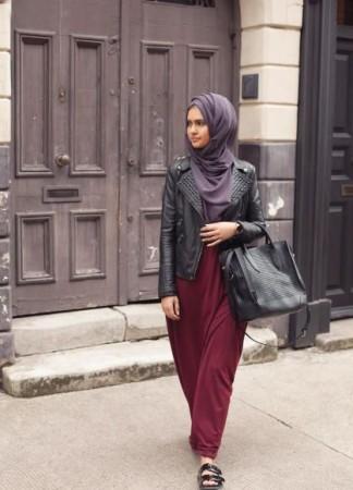 الوان وموضة ملابس المحجبات صيف 2016 (3)