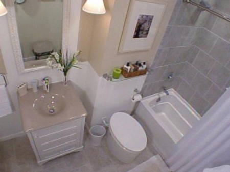 ديكور حمام (2)