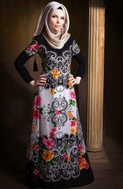 3fba21ba43a12 الوان وموضة ملابس المحجبات صيف 2016 (5) صور فاشون محجبات موضة صيف 2016 (1)