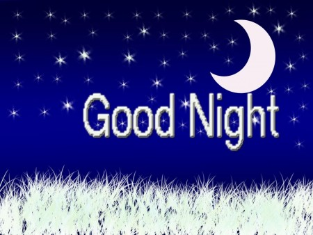 صور مكتوب عليها good night (4)