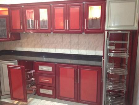 مطبخ بديكور جديد (1)