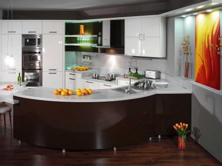 مطبخ بديكور جديد (2)