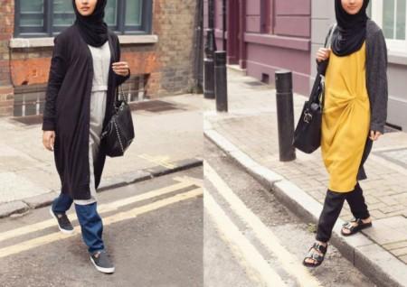 ملابس صيفي للمحجبات2016 (2)