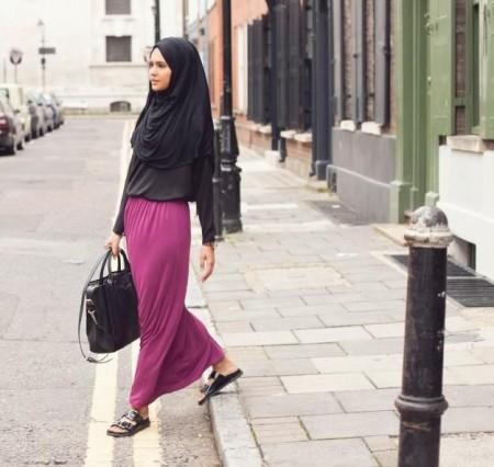 ملابس صيفي للمحجبات2016 (4)