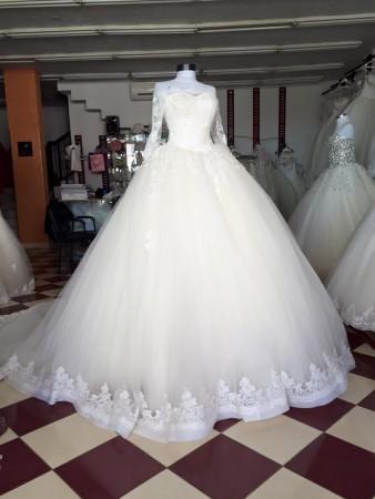 اجمل فساتين الفرح والزفاف 2016 (1)