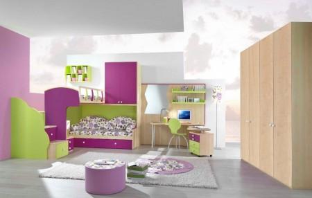 ديكور غرف اطفال2016 1