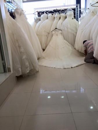 احدث موديلات فساتين الزفاف2016 (2)