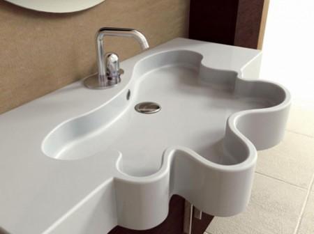 احواض حمامات مودرن 2016 اشكال احواض فخمة (4)