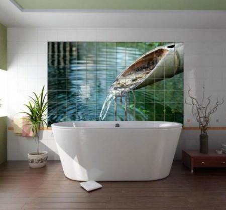 اشكال حمامات صغيرة (3)