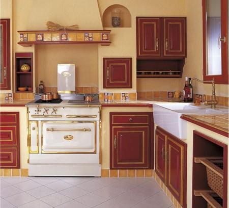 اشكال وتصاميم مطبخ الوميتال فلل وقصور2016 (2)