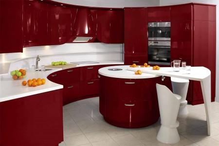 اشكال وتصاميم مطبخ الوميتال فلل وقصور2016 (4)