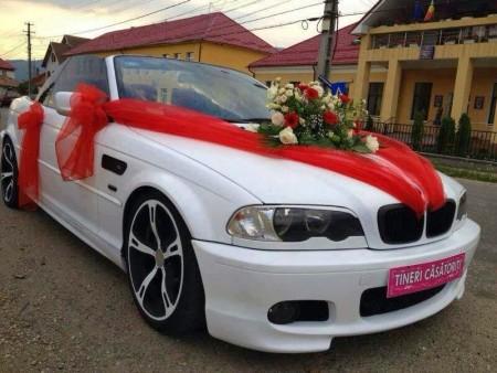 تزيين السيارة للعريس  (1)