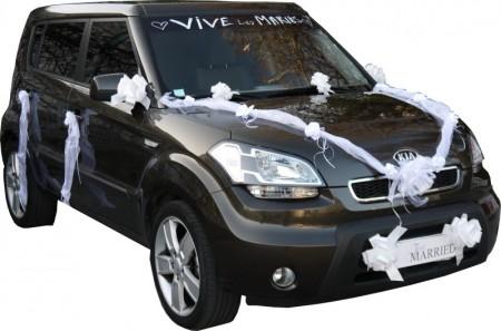 تزيين السيارة للعريس  (2)