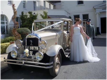 تزيين سيارات افراح للعريس والعروسة (3)