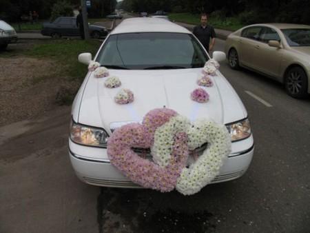 تزيين سيارات الزفاف  (1)