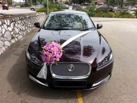 تزيين سيارة العريس في الفرح (3)