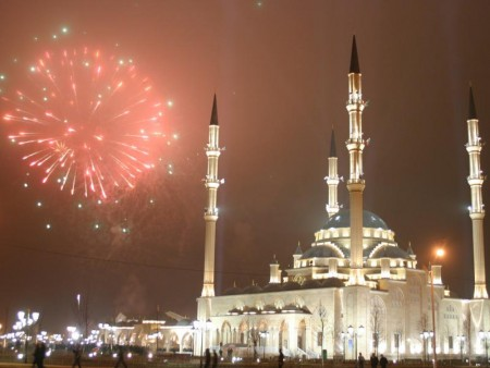تصاميم مسجد من الخارج (5)