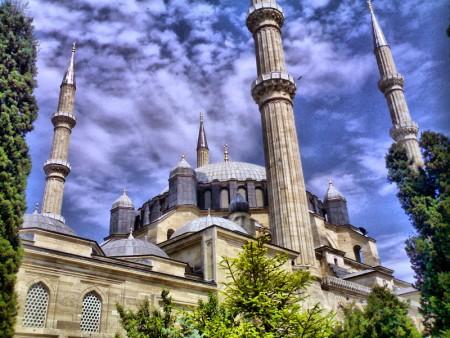 تصاميم مسجد من الخارج (6)