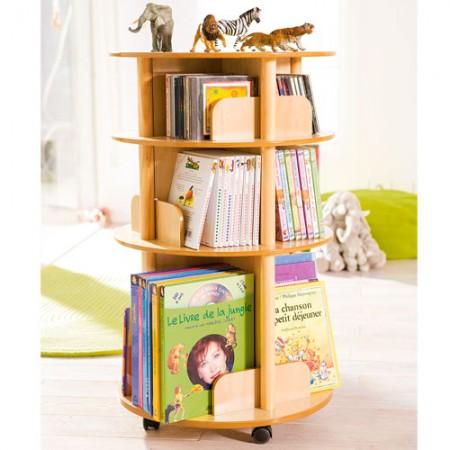 تصميمات مكتبات كتب في المنزل باشكال مختلفة (5)