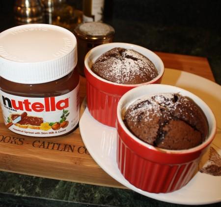 حلويات بالنوتيلا  (2)