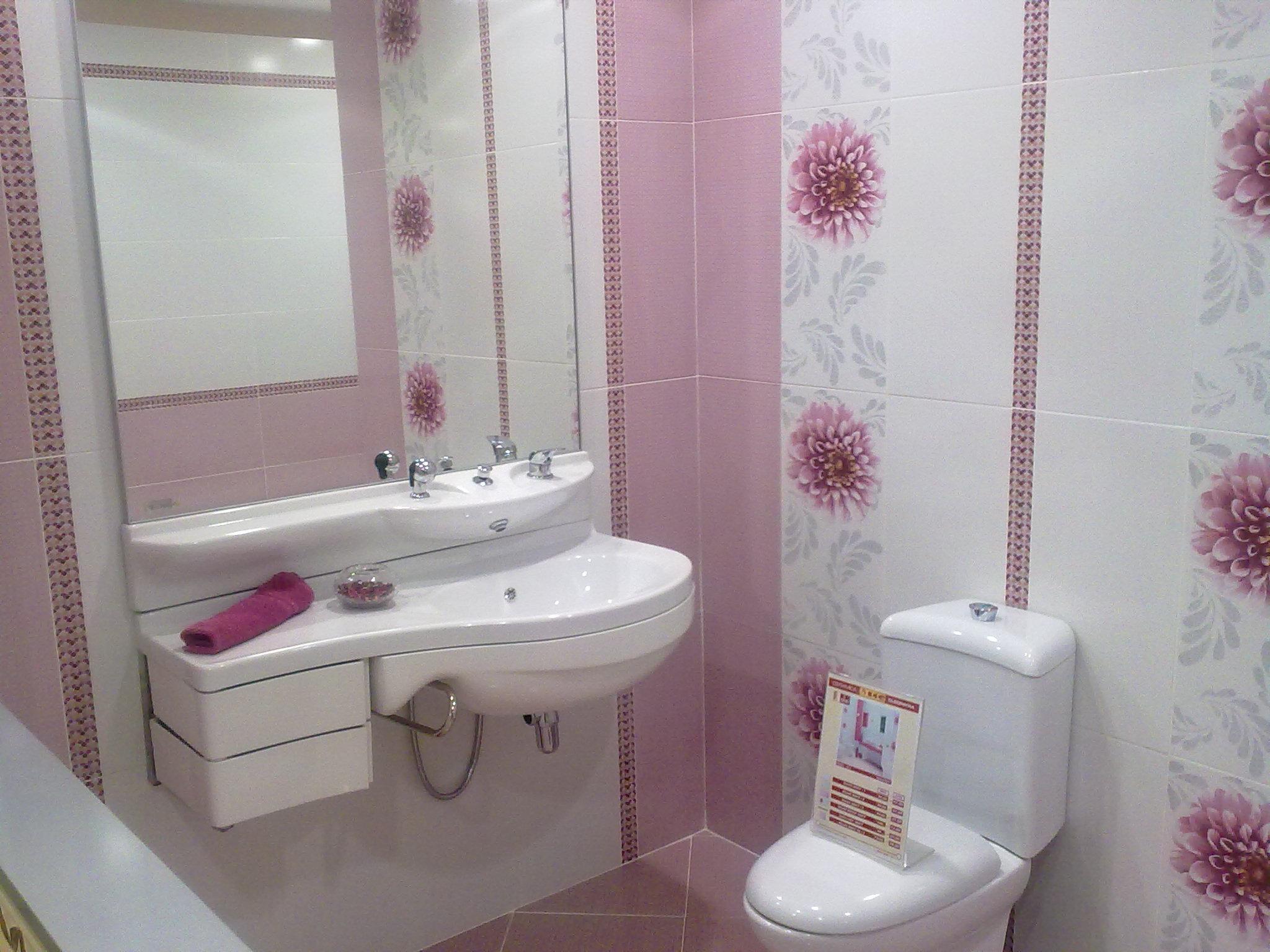 حمامات صغيرة بالصور بديكورات حمام مودرن ميكساتك