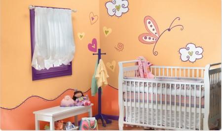 حوائط غرف اطفال2016 (3)