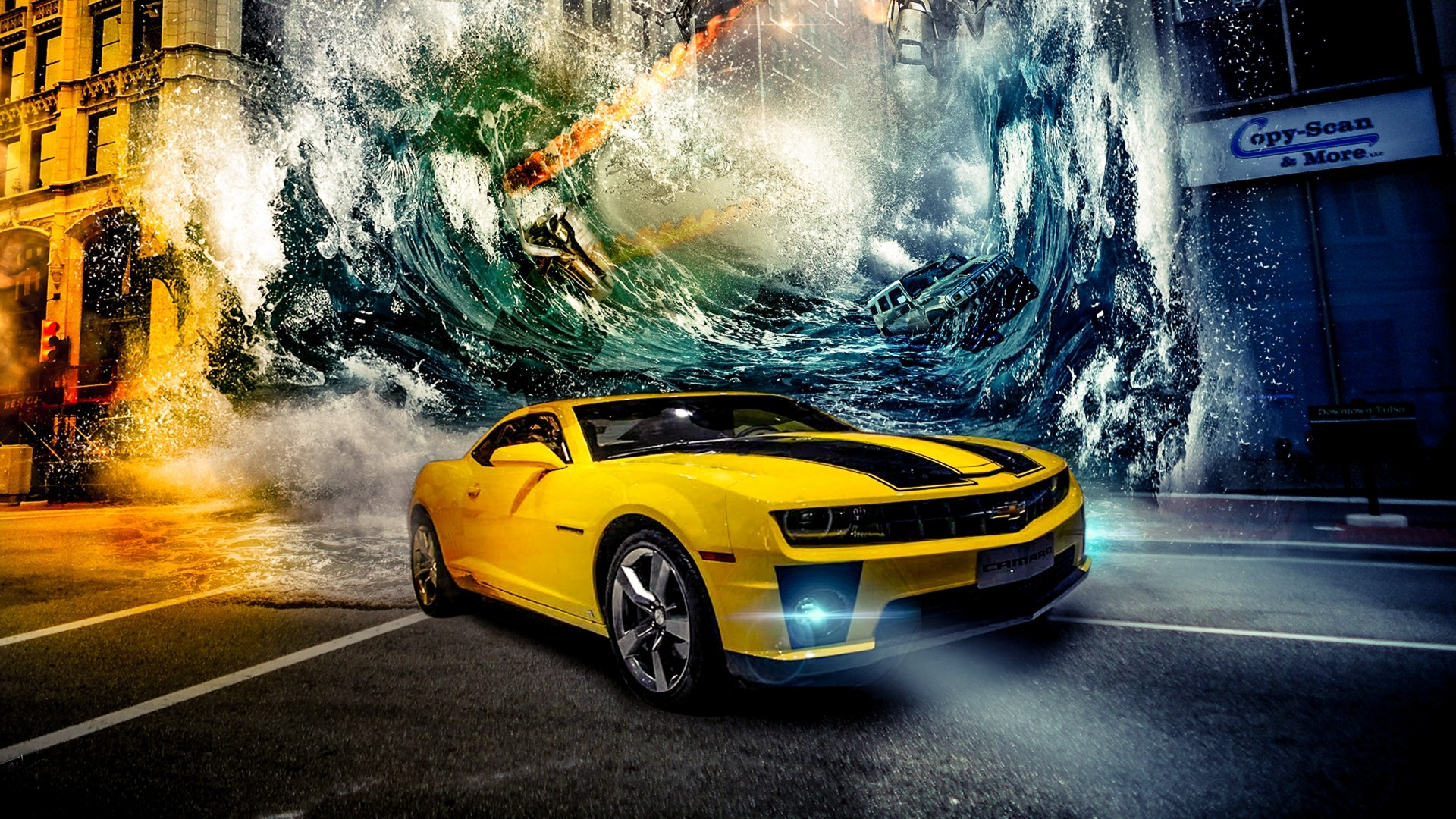 Cool Gold Cars Wallpapers furthermore Chevrolet Camaro Bumblebee in addition Jada Diecast Metal 1 24 Scale Transformers Movie Dark Knight Bumblebee With Coin besides My 2010 Camaro 1SS RS 189277208 besides Cool Gold Cars Wallpapers. on bumblebee camaro wallpaper