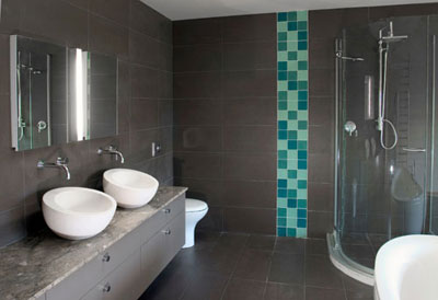 ديكورات حمامات مودرن جديدة صغيرة (4)