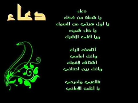رمزيات وخلفيات اسم دعاء (3)