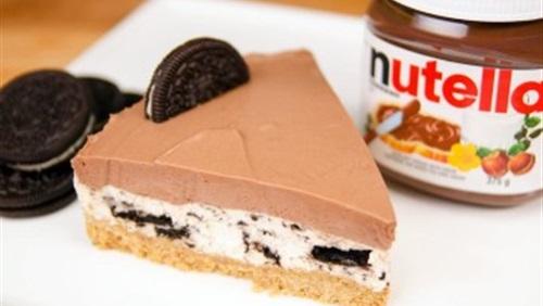 صور نوتيلا حلي شوكولاته وحوليات لذيذة بالنوتيلا ميكساتك