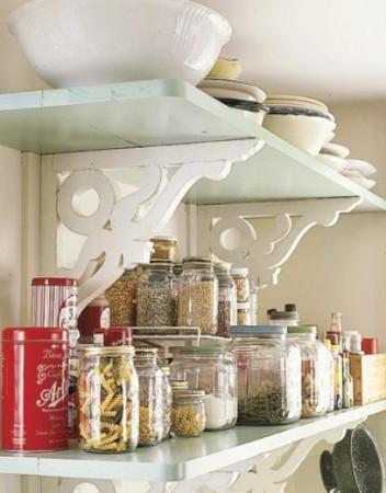 صور ارفف للمطبخ (2)