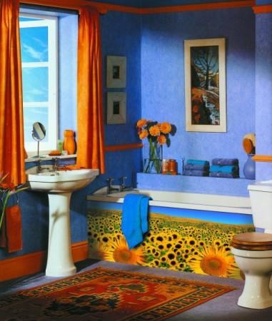 صور اطقم حمامات حديثة (3)