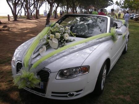 صور تزيين سيارة عروس  (2)