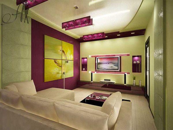 صور ديكورات غرفة معيشة مميزة 2016 (2)
