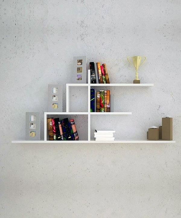 The Better Interior Design Ideas Attached Wood Home Design: رفوف ايكيا 2016 بتصميمات عالمية صور ديكور ارفف للشقق