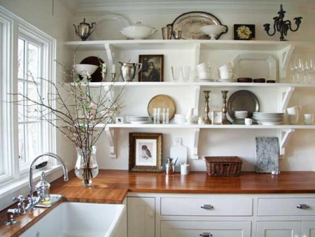 صور رفوف للمطبخ (1)