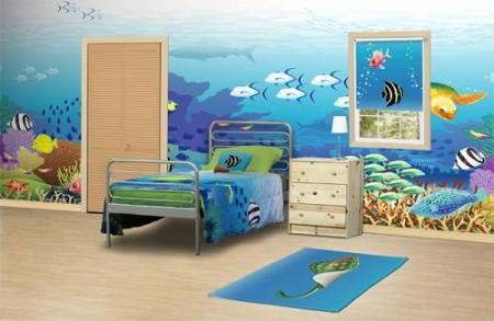 صور غرف نوم اطفال2016 (1)