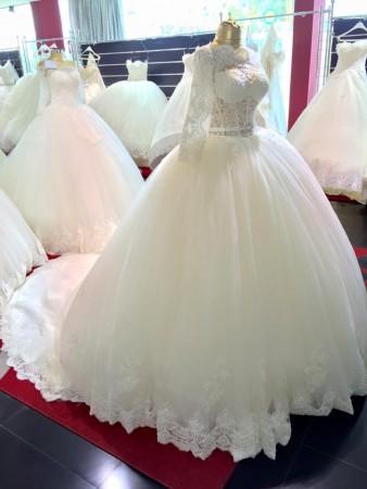صور فستان فرح  (1)