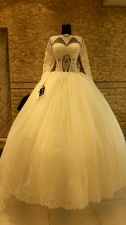 صور فستان فرح  (2)