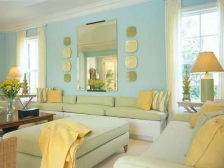 صور لغرفة المعيشة باشكال جديدة (2)