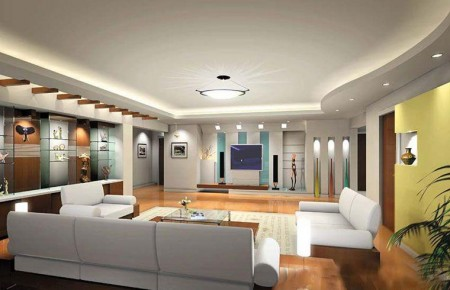 غرفة معيشة مودرن (1)