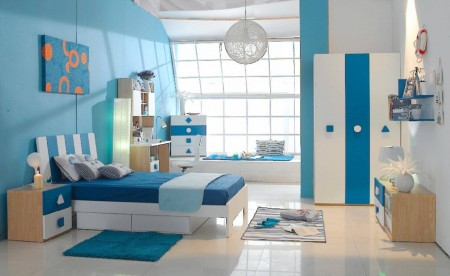 غرف نوم اطفال 2016 بديكورات جميلة (3)