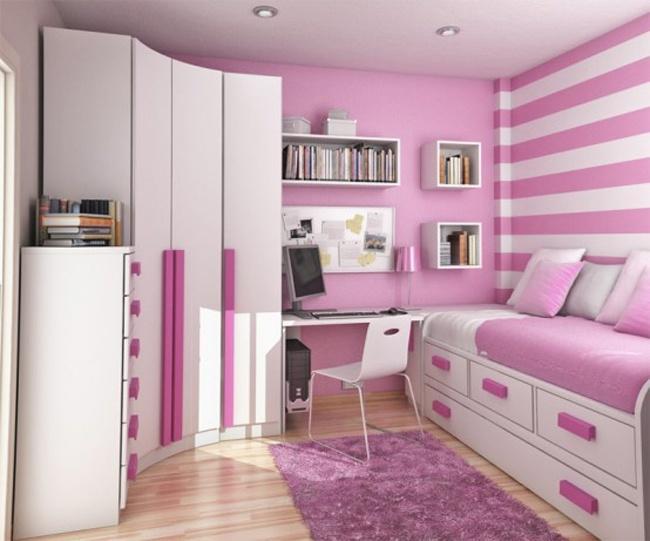 غرف نوم اطفال 2016 بديكورات جميلة (4)