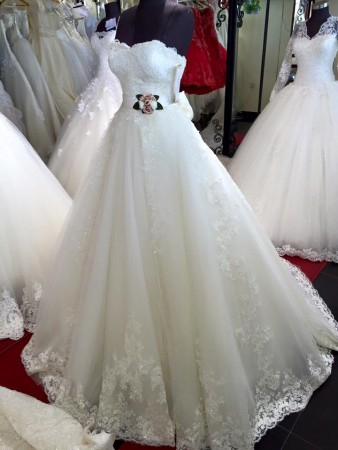 فساتين فرح 2016 احدث موديلات فساتين الزفاف (2)