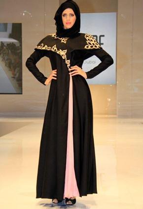 فستان سواريه بالصور للمحجبات (4)