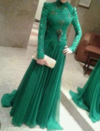 فستان سواريه للبنات المحجبات 2016 (1)